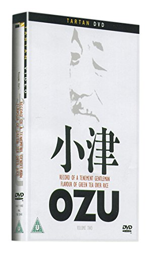 Ozu - Record of a Tenement Gentleman / Flavour of Green Tea over Rice