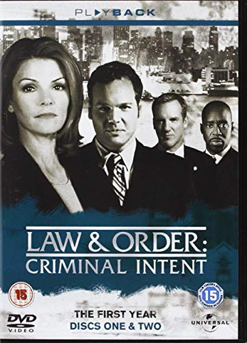 Law & Order: Criminal Intent - Season 1 - The First Year