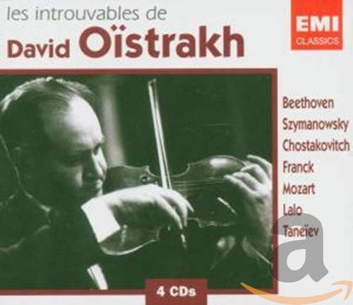 Les Introuvables de David Oistrakh