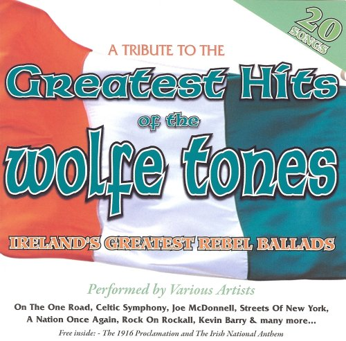 Various Artists - A Tribute to the Wolfetones By Various Artists