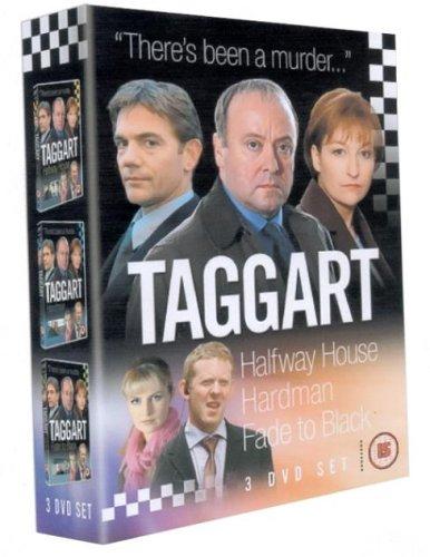 Taggart-Halfway-House-Hardman-Fade-To-Black-DVD-CD-7AVG-FREE-Shipping