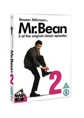 Mr Bean - Three Original Classic Episodes: Volume 2