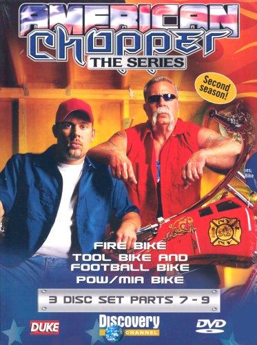 American Chopper the Series - American Chopper: Parts 7-9