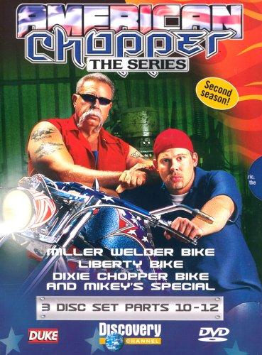 American Chopper the Series - American Chopper: Parts 10-12