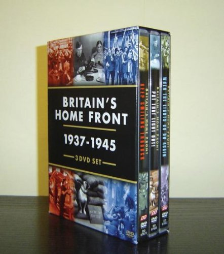 Britain's Home Front: 1937-1945