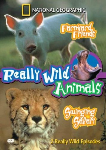 Really Wild Animals - Really Wild Animals: Farmyard Friends/Swinging Safari
