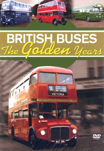 British Buses - The Golden Years