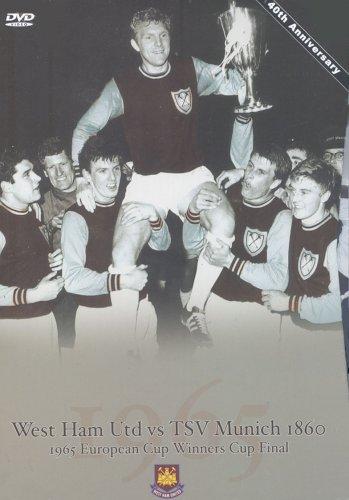 1965 European Cup Winners Cup Final - 1965 European Cup Winners Cup West Ham United v 1860 TSV Munch