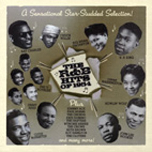 Various Artists - R & B Hits of 1954 By Various Artists