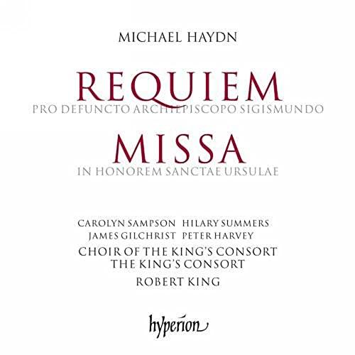 Michael Haydn: Requiem / Missa in Honorem Sanctae Ursulae