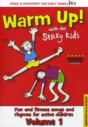 The Sticky Kids - Warm Up! With The Sticky Kids (Music CD) - Warm Up! With the Sticky Kids By The Sticky Kids - Warm Up! With The Sticky Kids (Music CD)