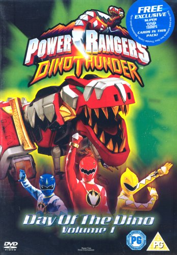Power Rangers Dino Thunder - Power Rangers Dino Thunder: Day Of The Dino