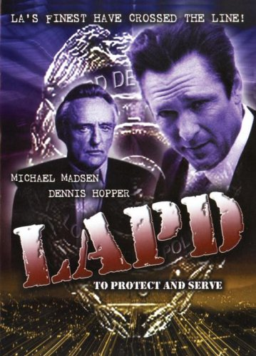 Lapd-To-Protect-And-Serve-DVD-CD-AIVG-FREE-Shipping