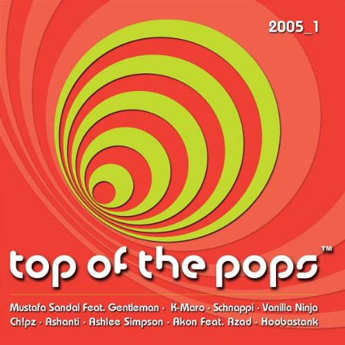 Various - Top of the Pops 2005/1
