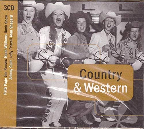 Various Artists - Country And Western