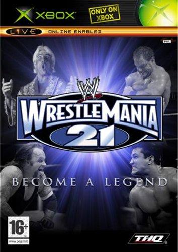 Wwe Wrestlemania 21 - Wrestlemania 21 (Xbox)