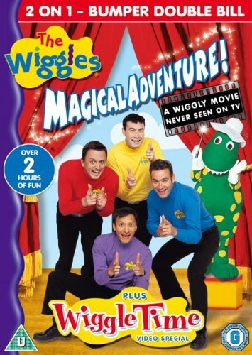 The Wiggles - Magical Adventure / Wiggle Time