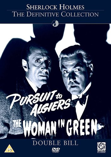 Sherlock Holmes - Pursuit To Algiers / The Woman In Green (DVD)