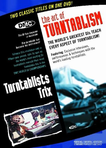 The Art Of Turntablism/Turntablist Trix