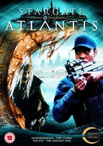 Stargate Atlantis: Season 1 - Episodes 9-12