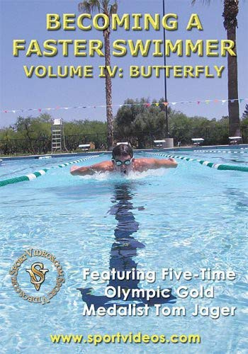 Becoming a Faster Swimmer - Becoming A Faster Swimmer - Vol.4 - Butterfly