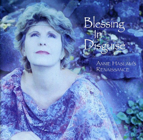 Annie Haslam - Blessing in Disguise By Annie Haslam