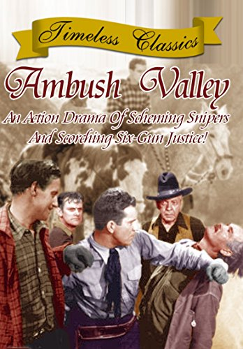 Ambush Valley (1936) DVD