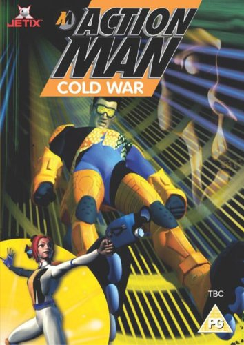 Action-Man-Volume-3-DVD-CD-OEVG-FREE-Shipping