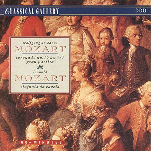 Mozart, L. - Serenaed/Sinfonia