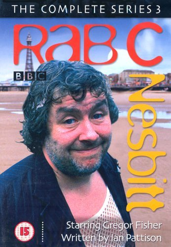 Rab C. Nesbitt - Series 3 - Episodes 1 To 6