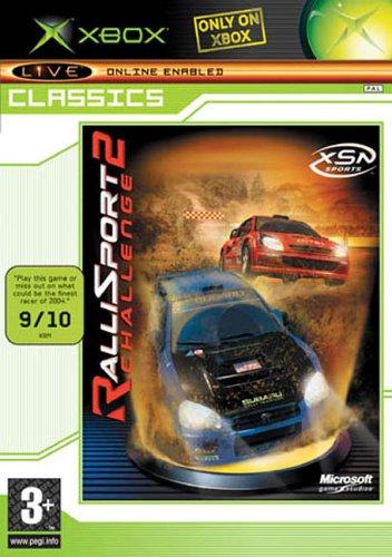Rallisport Challenge 2 (Xbox Classics)