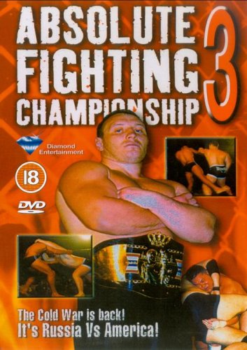 Absolute Fighting Championship - Absolute Fighting Championship 3