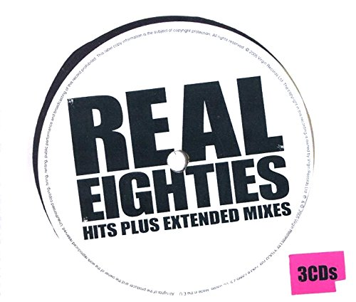 Various Artists - Real Eighties Hits Plus Extended Mixes