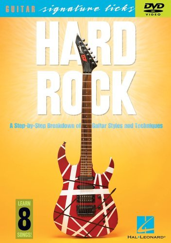 Hard Rock - Hard Rock - Guitar Styles And Techniques