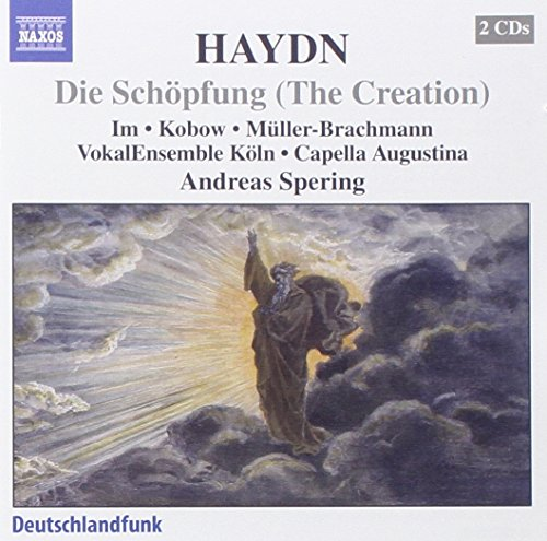 Haydn - Die Schöpfung (The Creation) - Spering