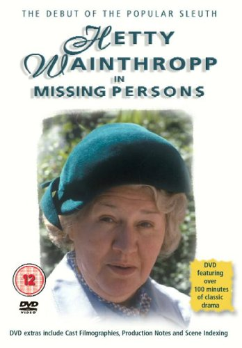Hetty Wainthropp: Missing Persons