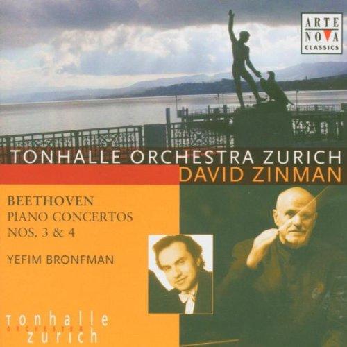 Piano Concertos Nos. 3 And 4 (Bronfman, Zinman)