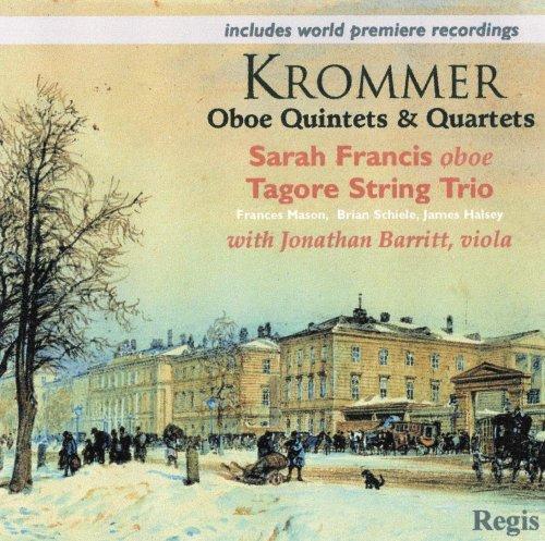 Jonathan Barritt - Oboe Quintets & Quartets By Jonathan Barritt