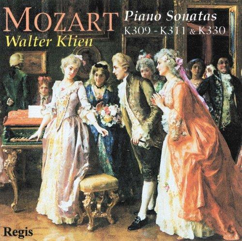 Walter Klien - Piano Sonatas 7-9,10