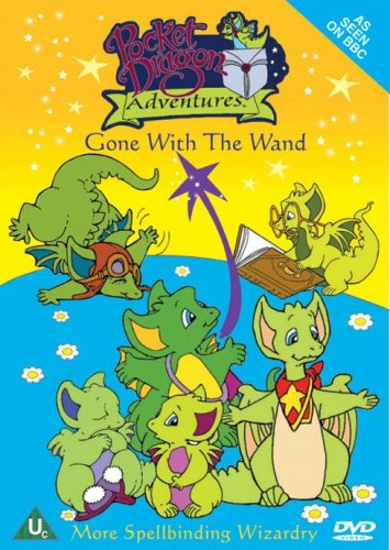Pocket Dragon Adventures - Pocket Dragon Adventures: Gone With The Wand