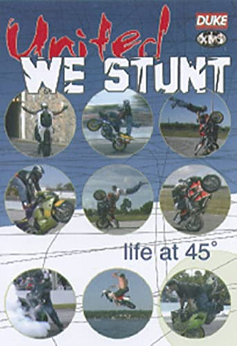 United We Stunt - United We Stunt - Life At 45 Degrees