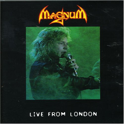 Magnum - Magnum - Live from London
