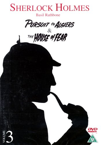 Sherlock Holmes - Pursuit To Algiers / House Of Fear