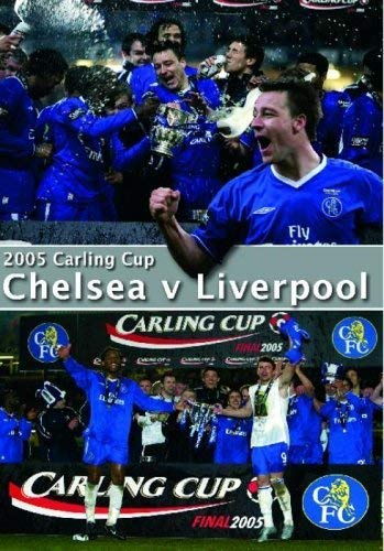 Carling Cup Final 2005 - 2005 Carling Cup - Chelsea Vs Liverpool