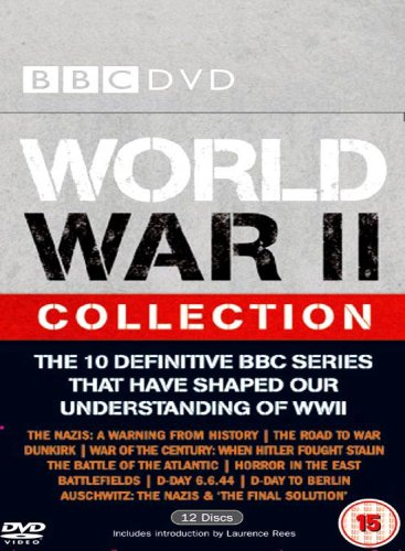 The BBC World War Two Collection (12 Disc Box Set)