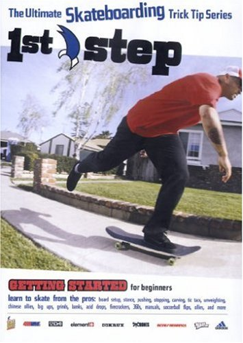 1st Step Skateboarding - 1st Step Skateboarding - Getting Started