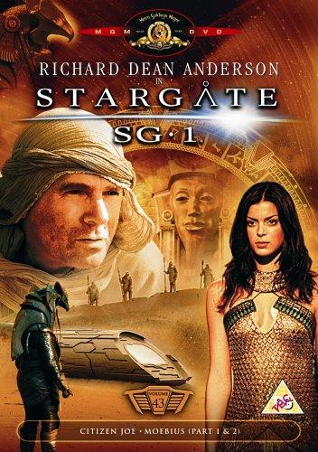 Stargate-SG-1-Season-8-Volume-43-DVD-CD-YKVG-FREE-Shipping