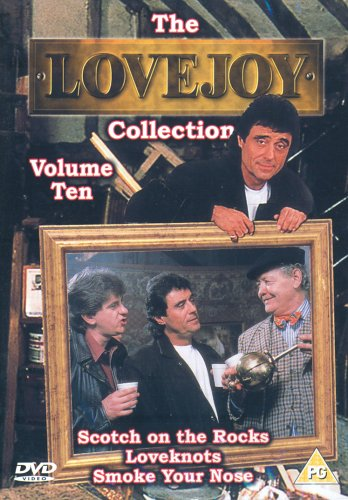 Lovejoy: The Lovejoy Collection - Volume 10