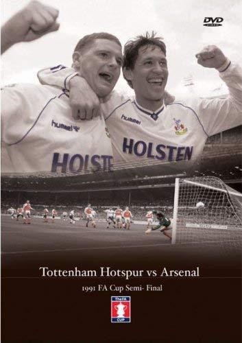 Tottenham Hotspur Vs Arsenal - 1991 FA Cup Semi Final Tottenham Hotspur v Arsenal