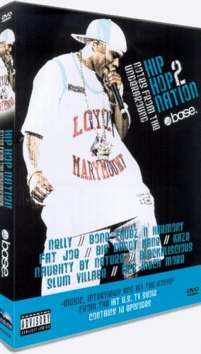 Hip-Hop-Nation-Notes-From-The-Underground-Vol-2-DVD-CD-J8VG-FREE-Shipping